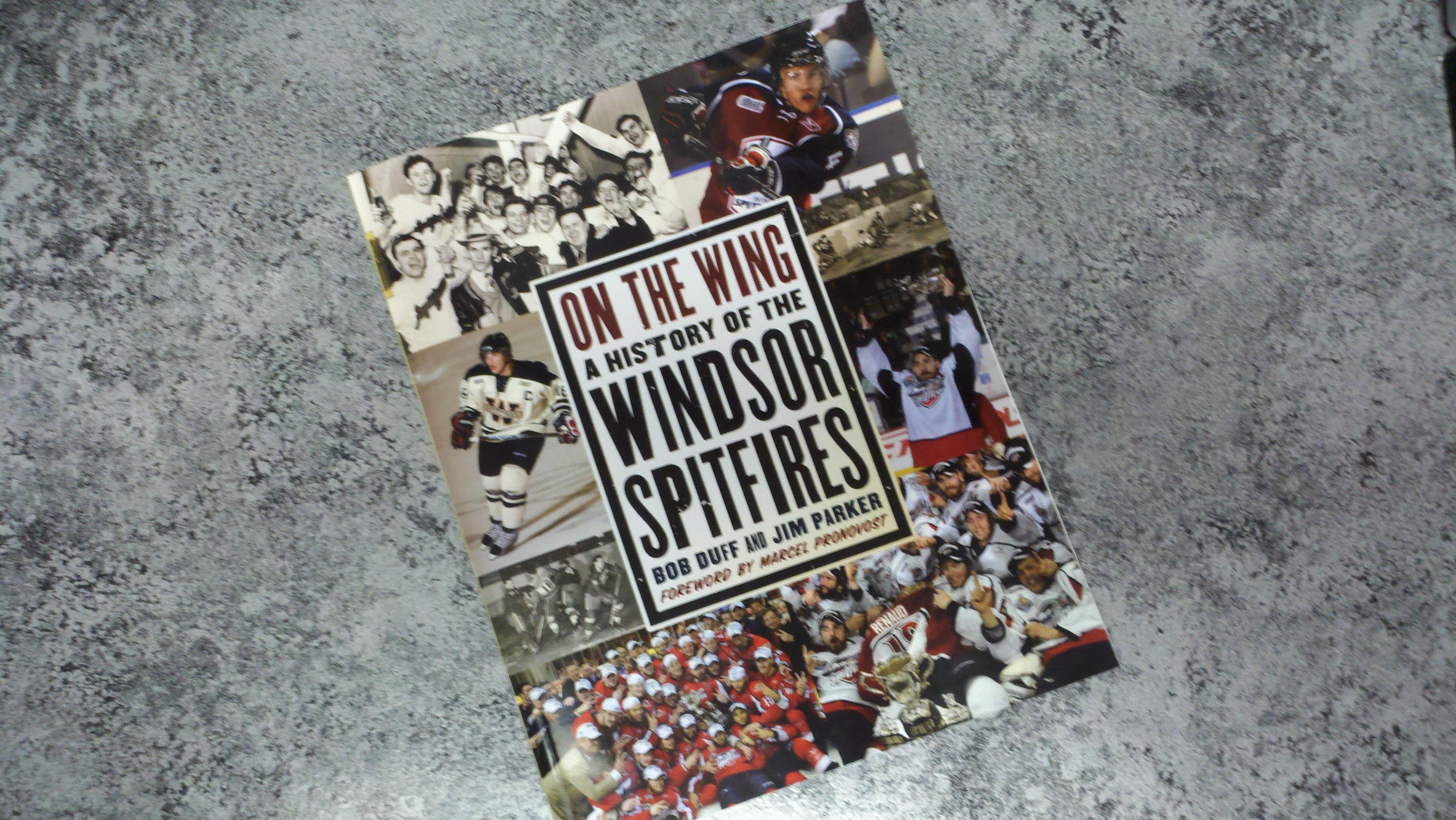 Spitfires Book