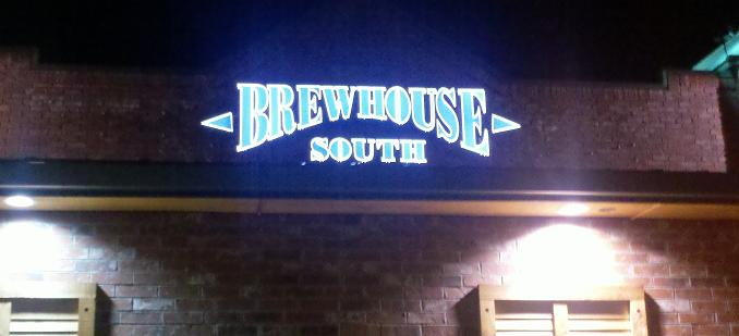 Brewhouse South