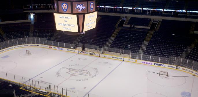new Preds ice