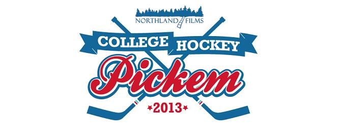 NCAA Hockey pick em 2013