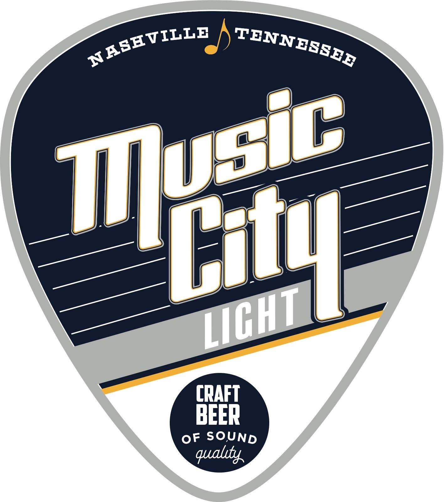 Music City Light Pick