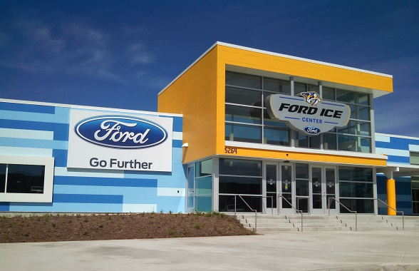 Ford Ice main phoot