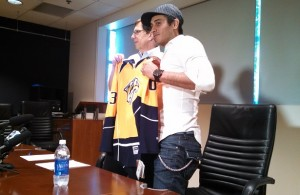 Mike Ribeiro (Jeremy K Gover)
