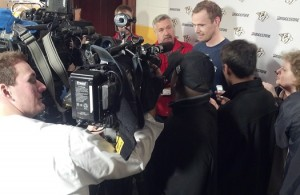 Pekka Rinne (Jeremy K Gover)