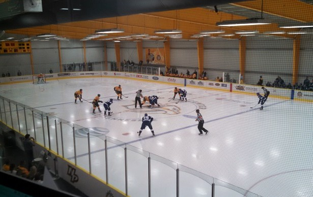 Preds rookie tournament 1